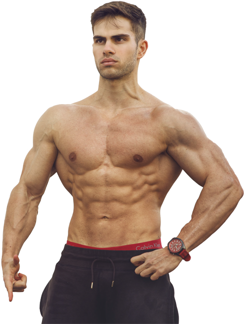 Xenios Charalambous Founder at Xeniosfitness.com